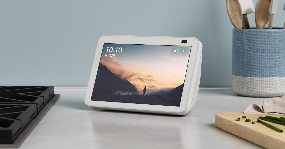 Amazon Echo Show 2021 lineup goes official from $85 - 9to5Google