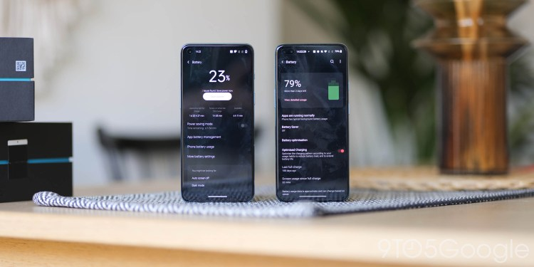 OnePlus Nord vs. OnePlus Nord 2 - Battery and longevity