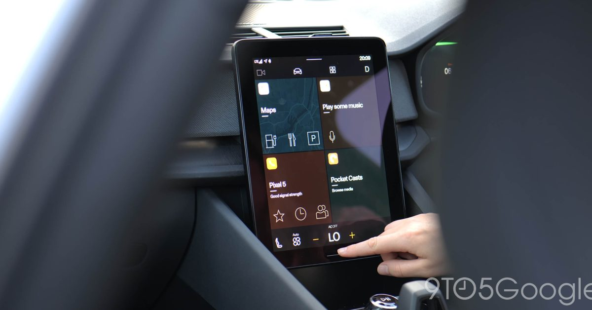Android Automotive review: Your future in-car OS [Video]