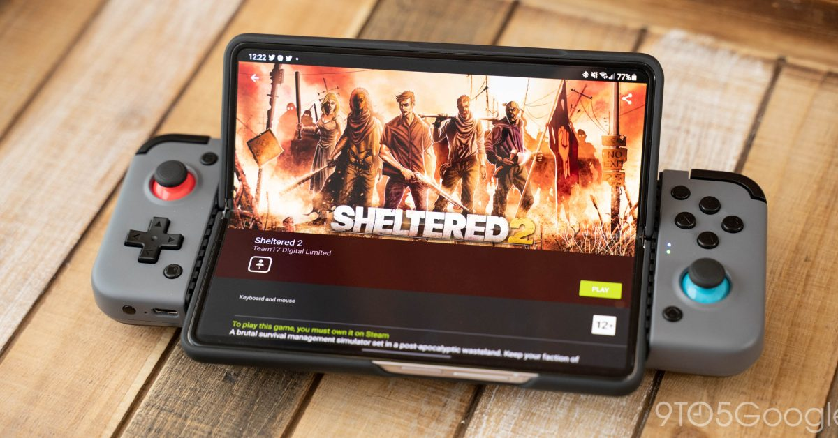 How to play Sheltered 2, Overcooked, and more from your Android phone thumbnail