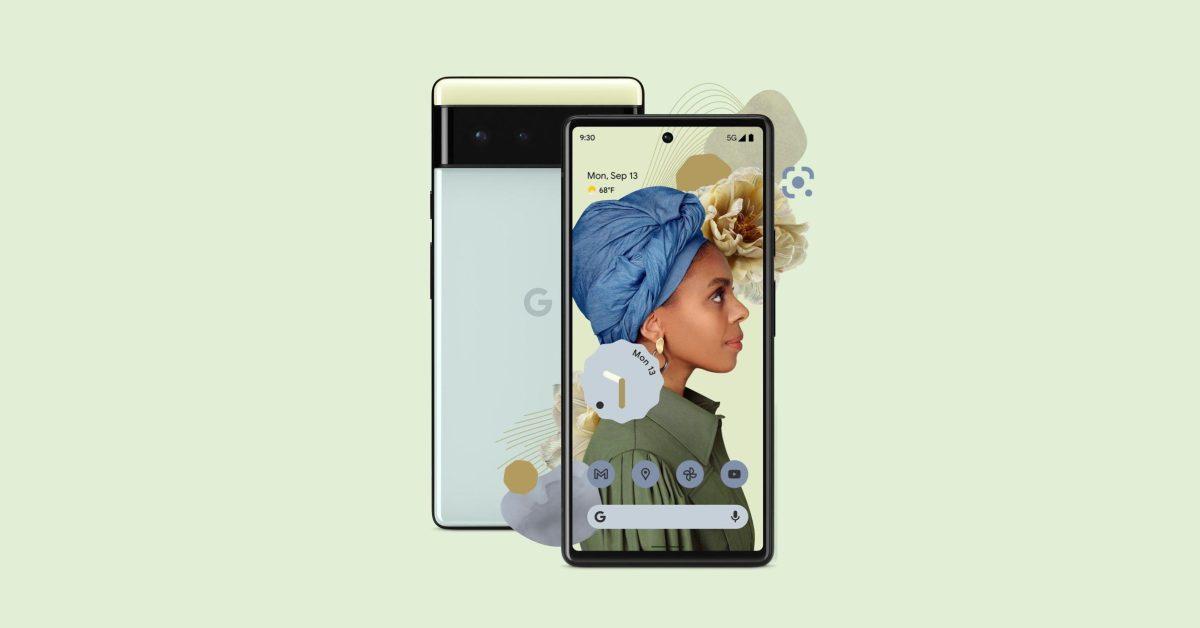 "Pixel 6 i 6 Pro, aby uzyskać nowe tapety ""Motif"" [Gallery]"