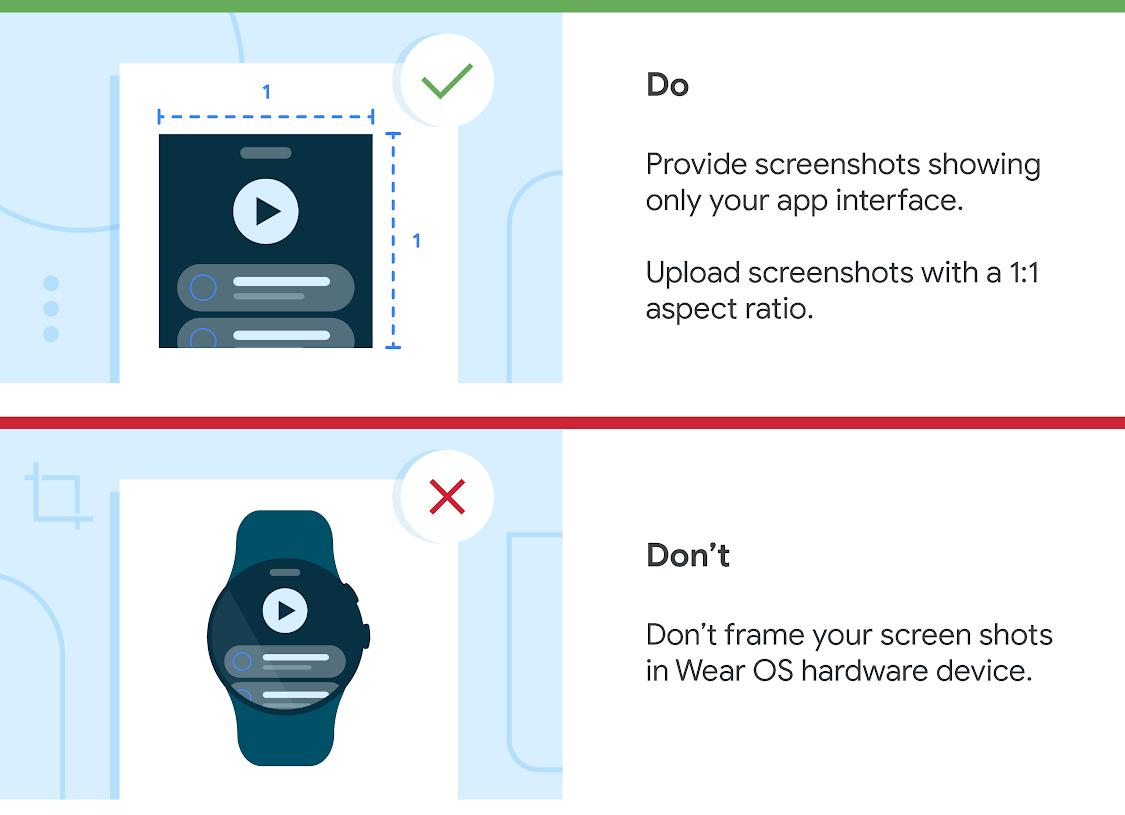 Wear OS 3 app quality