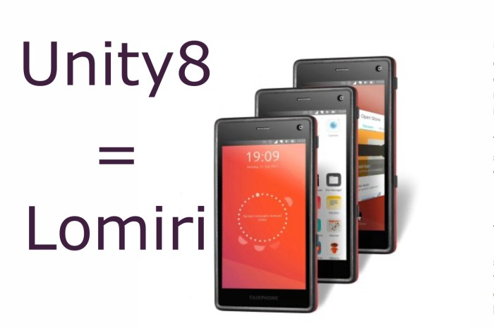 UBports: Unity8 Becomes Lomiri, the Linux Environment for Ubuntu Touch