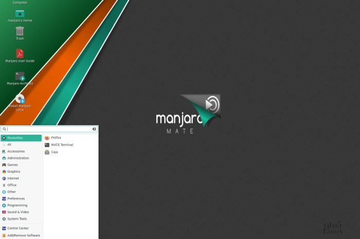 Manjaro Linux 19.0 MATE Edition Is Out Now with MATE 1.24 Desktop