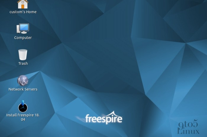 Freespire 6.0 Released to Encourage Windows 7 Users to Switch to Linux