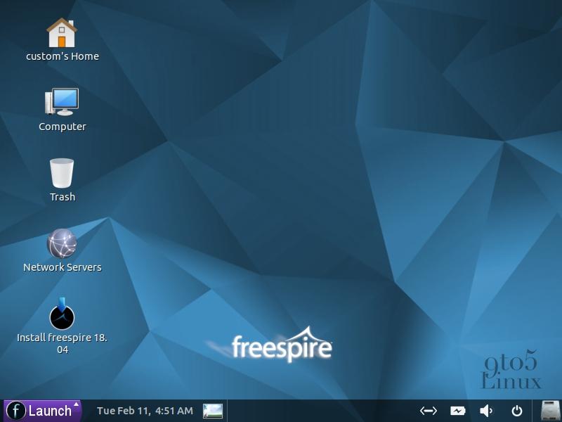 Freespire 6.0