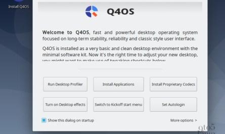 Q4OS 4.0 Gemini
