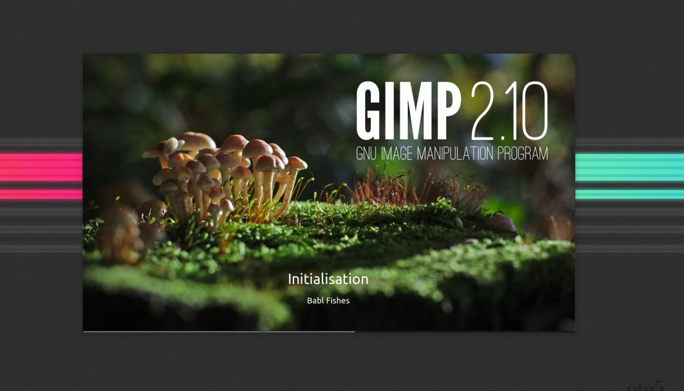GIMP 2.10.18