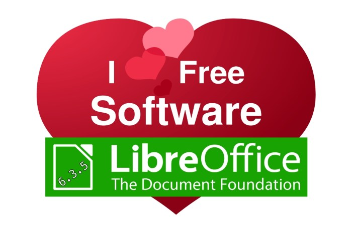 LibreOffice 6.3.5 Is Now Available for Download with 84 Bug Fixes