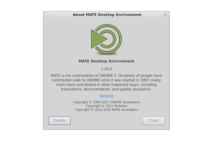 MATE 1.24 Desktop Environment Released with New Apps, Many Improvements
