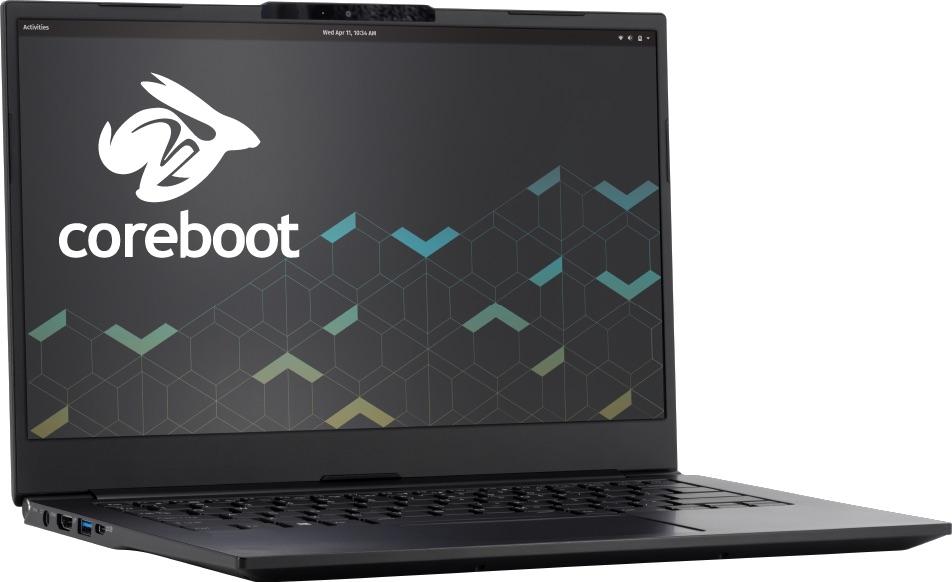 Lemur Pro Linux laptop