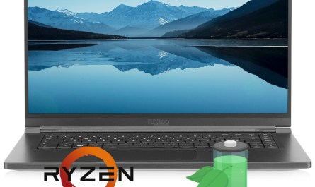 AMD-Only Linux Laptop