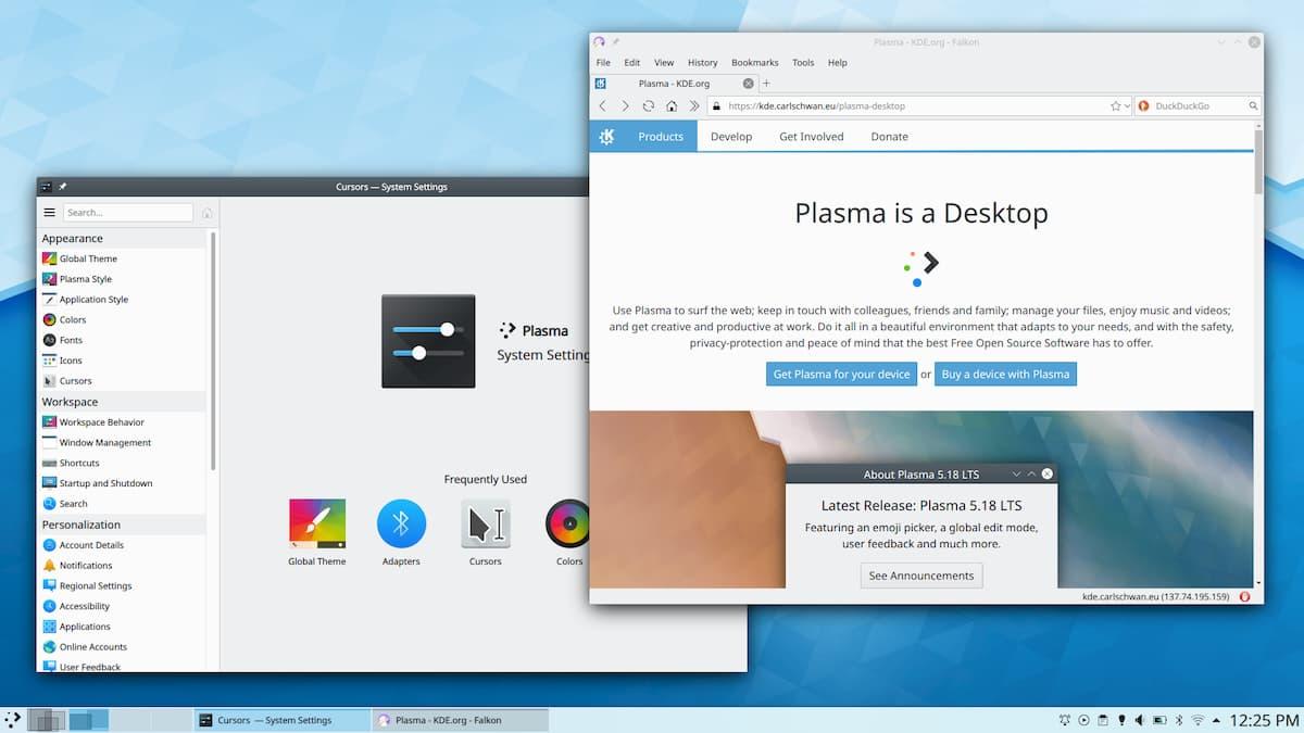 KDE's May 2020