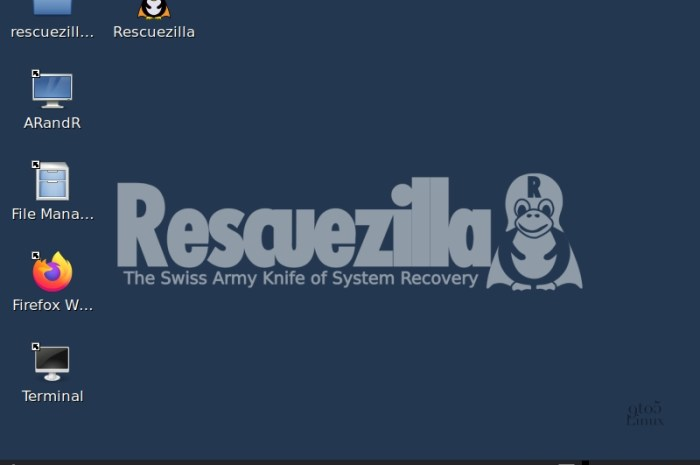 "Ubuntu-Based Rescuezilla 1.0.6 Arrives as the ""Swiss Army Knife of System Recovery"""