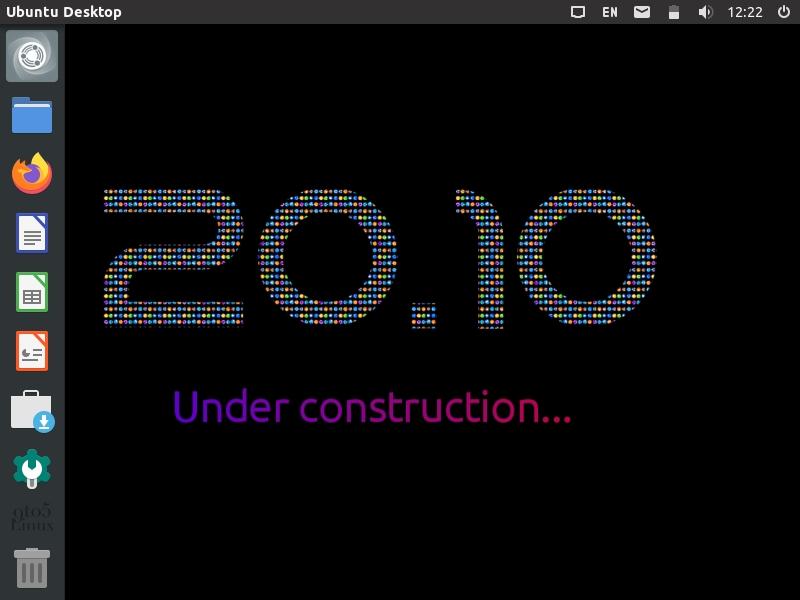 Ubuntu Unity 20.10