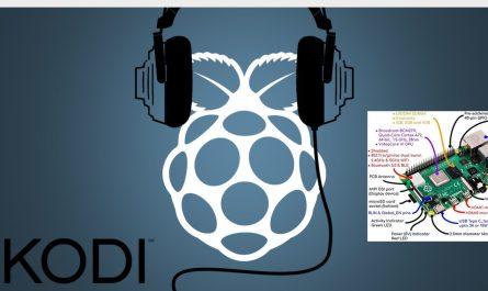 RaspEX Kodi Linux OS