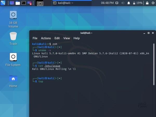 Lançado Kali Linux 2020.3
