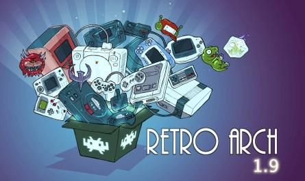 RetroArch 1.9