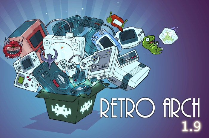 RetroArch 1.9 Released with Many Goodies for Retro Linux Gamers