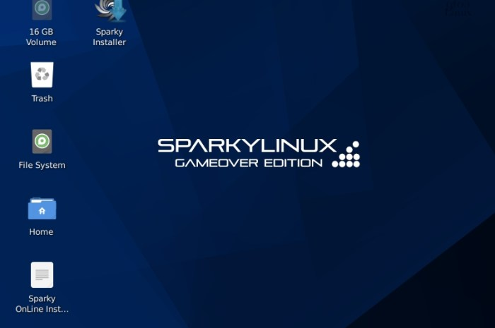 SparkyLinux 2020.08 GameOver, Multimedia and Rescue Editions Are Out Now