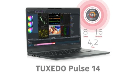 TUXEDO Pulse 14