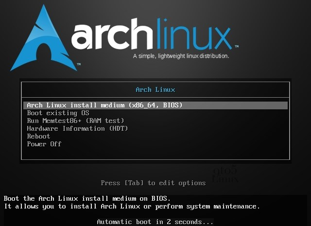 First Arch Linux ISO Powered by Linux Kernel 5.8 Is Now Available for Download
