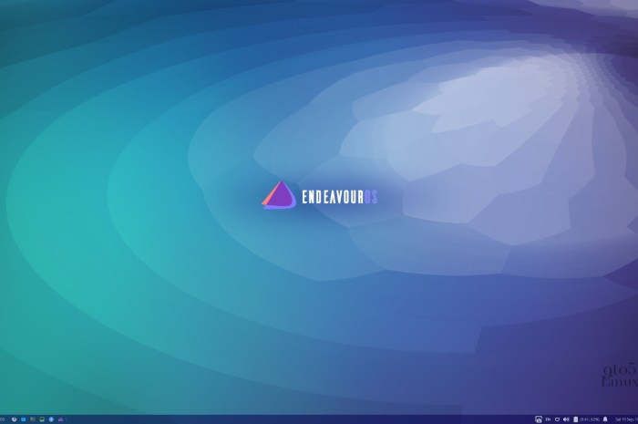 EndeavourOS Releases September 2020 ISO with Linux 5.8, Improved Installation