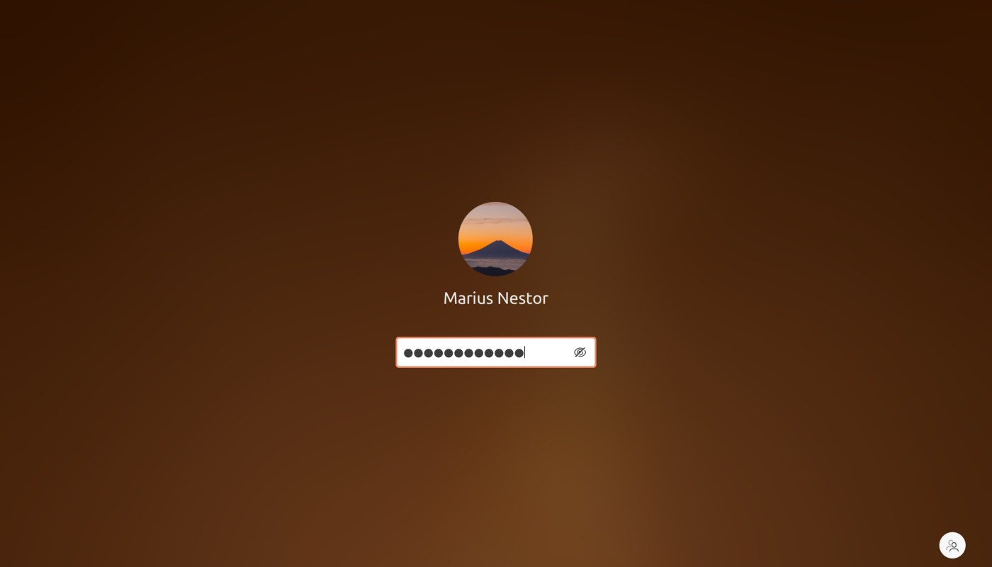 GNOME 3.38 Ubuntu 20.10