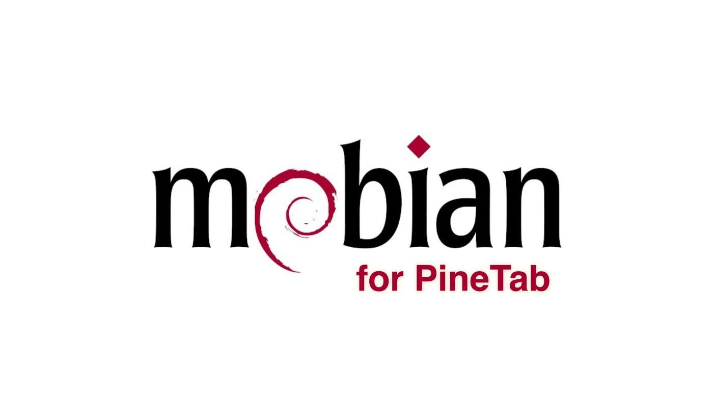 Mobian Linux PineTab