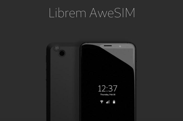 Purism Launches Librem AweSIM Cellular Service for Its Linux Phone