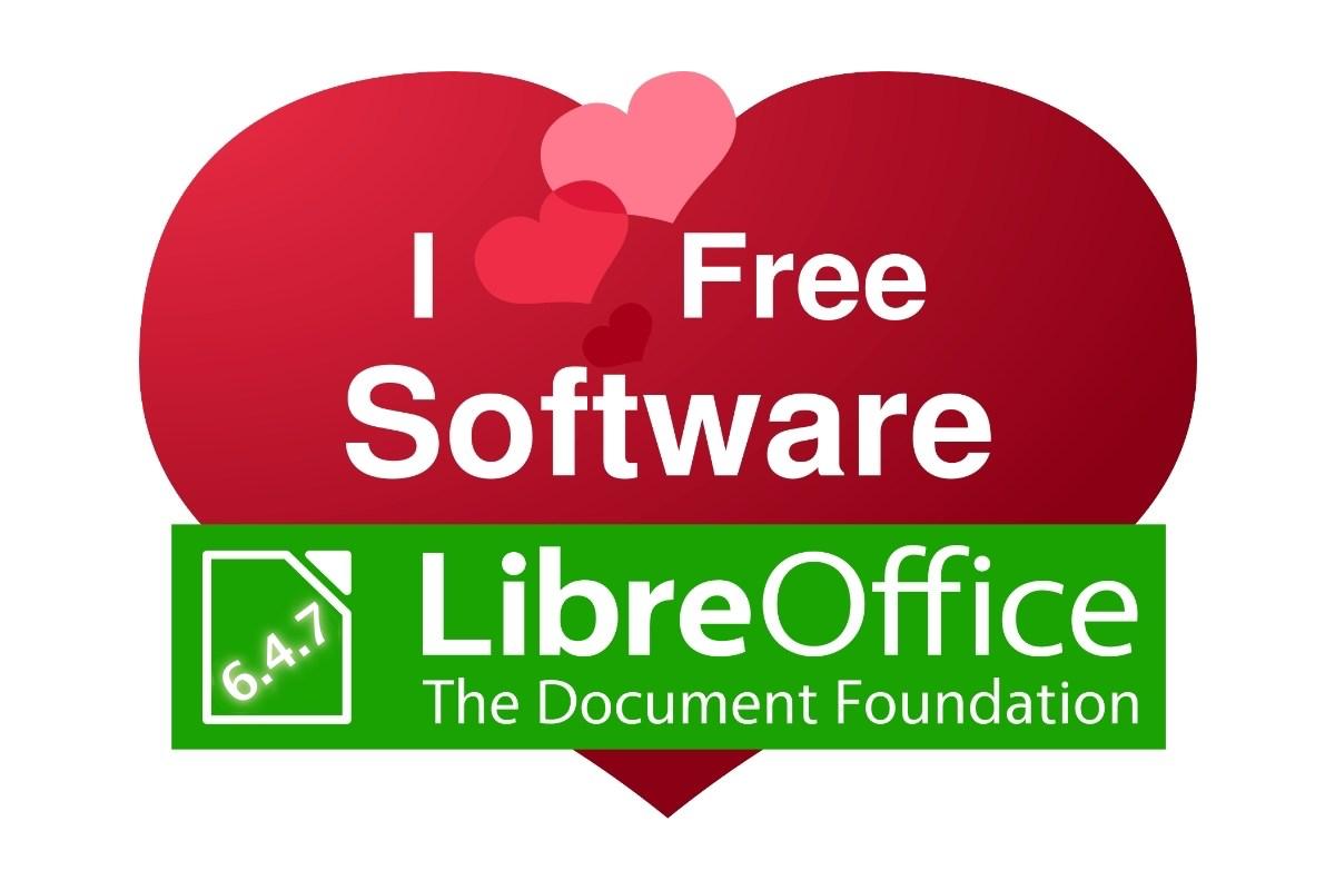 LibreOffice 6.4.7