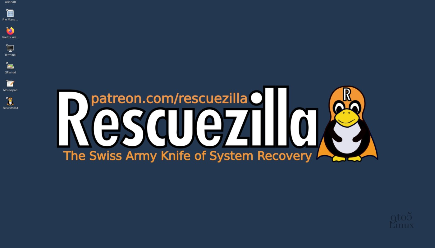 Rescuezilla 2.0