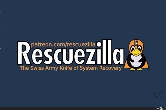 Rescuezilla 2.0, the Swiss Army Knife of System Recovery, Released with Major Changes
