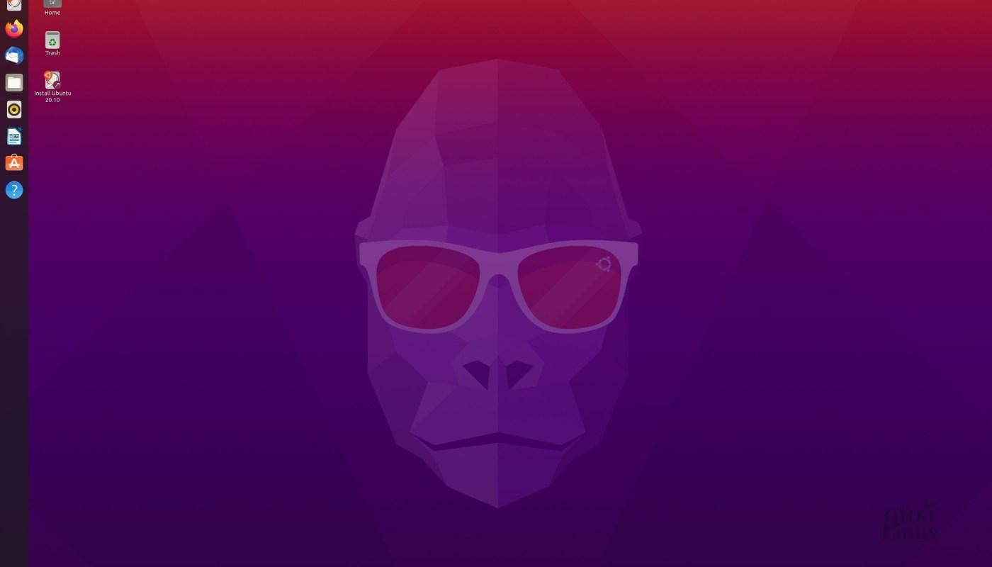 Ubuntu 20.10 Groovy