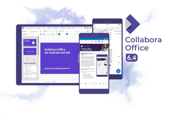 Collabora Office 6.4 Arrives on Mobile and Chromebooks with New Look and Dark Mode