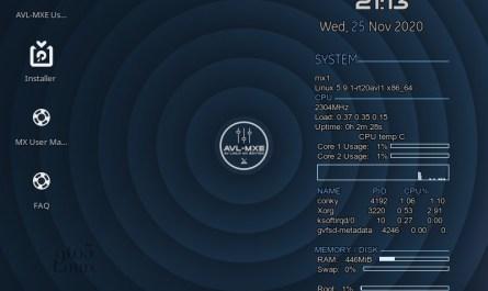 AV Linux MX