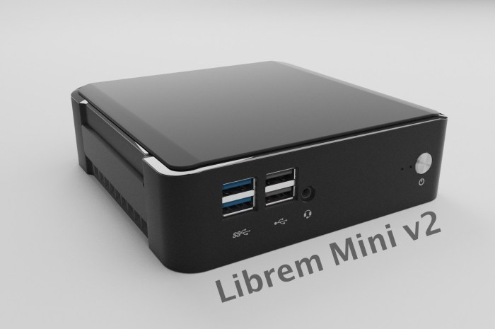 Purism Launches 2nd Gen Librem Mini Linux PC with a 10th Gen Intel Core CPU