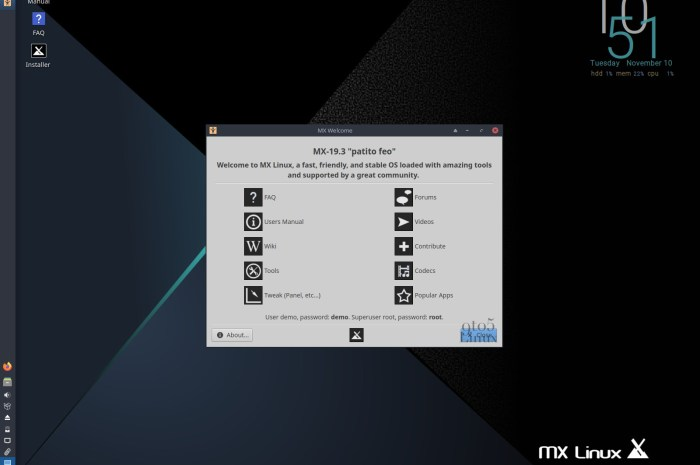 MX Linux 19.3 Released with Latest Debian Buster 10.6 Updates, BleedingTooth Patches