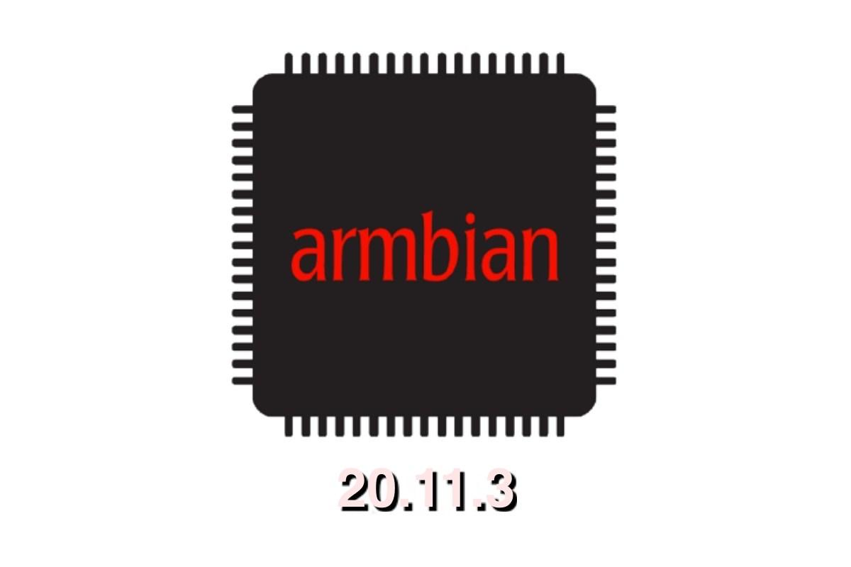 Armbian 20.11.3