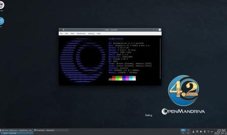 OpenMandriva Lx Raspberry Pi