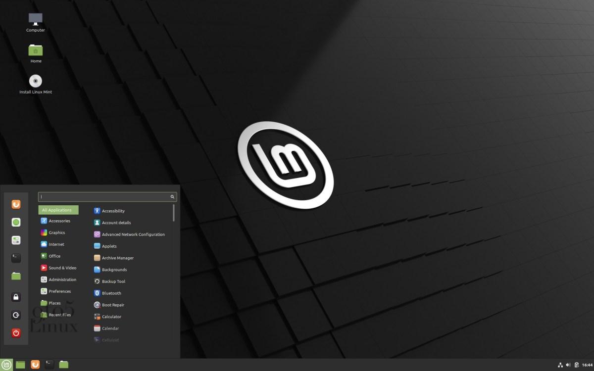 Linux Mint 20.1 Ulyssa