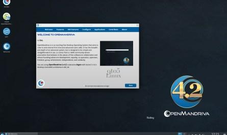 OpenMandriva Lx 4.2 2021