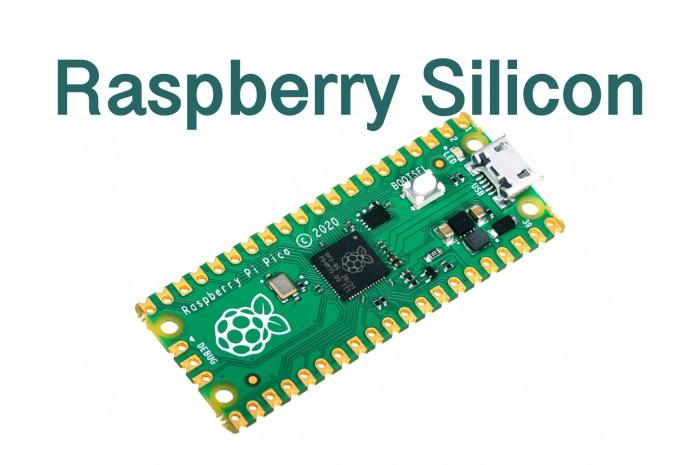 Raspberry Pi Foundation Release Their Own Silicon, the Raspberry Pi Pico