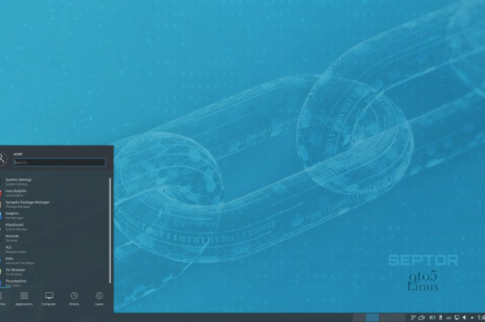 Anonymous OS Septor Linux 2021 Released with KDE Plasma 5.20.4, Tor Browser 10.0.7