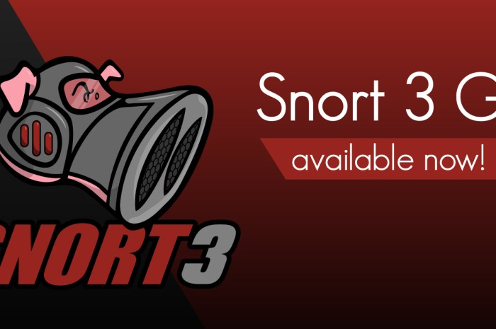 Snort 3 Open-Source Intrusion Prevention System Released with Major New Features