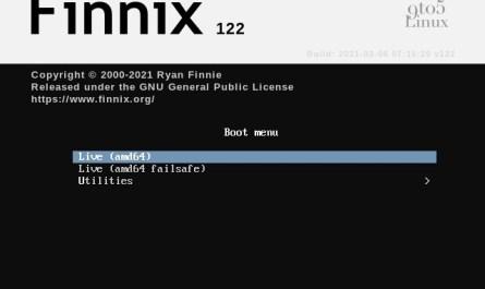 Finnix 122