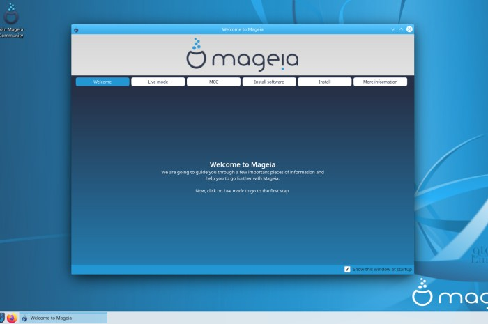 Mageia 8 Promises Better Support for AMD and NVIDIA Systems