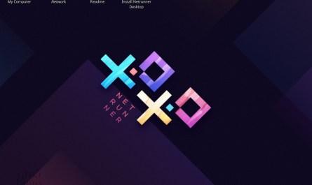 Netrunner OS 21.01
