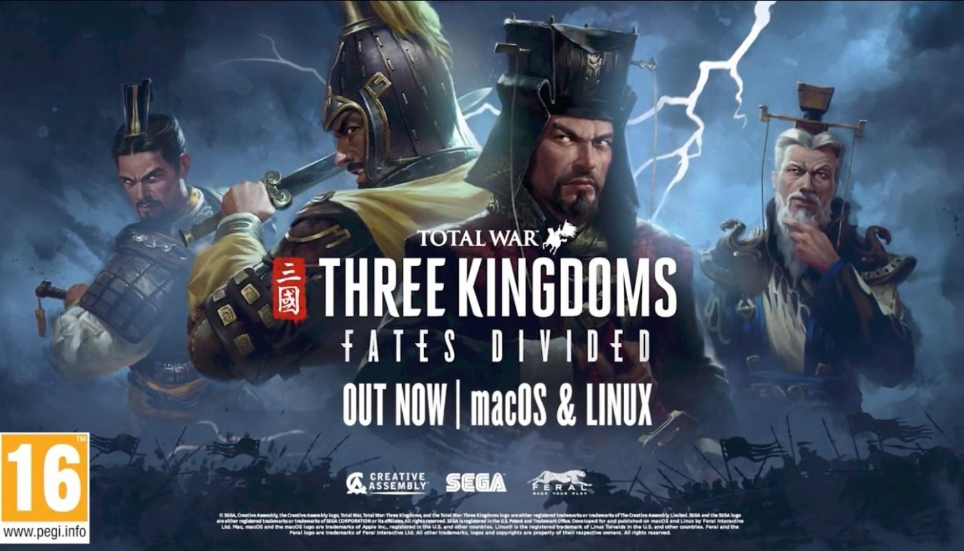 Fates Divided DLC Linux