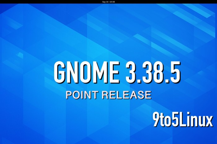 GNOME 3.38.5 Released with Support for Handling Monitor Changes During Screencasts